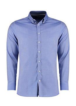 Košile s dlouhým ruk. Oxford Tailored Fit Contrast - zvìtšit obrázek