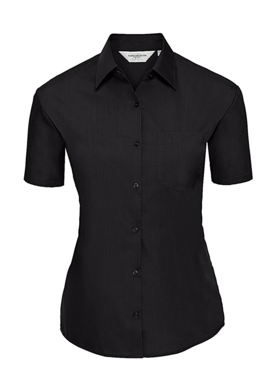Dámská košile s krátkým rukávem a kapsou - zvìtšit obrázek