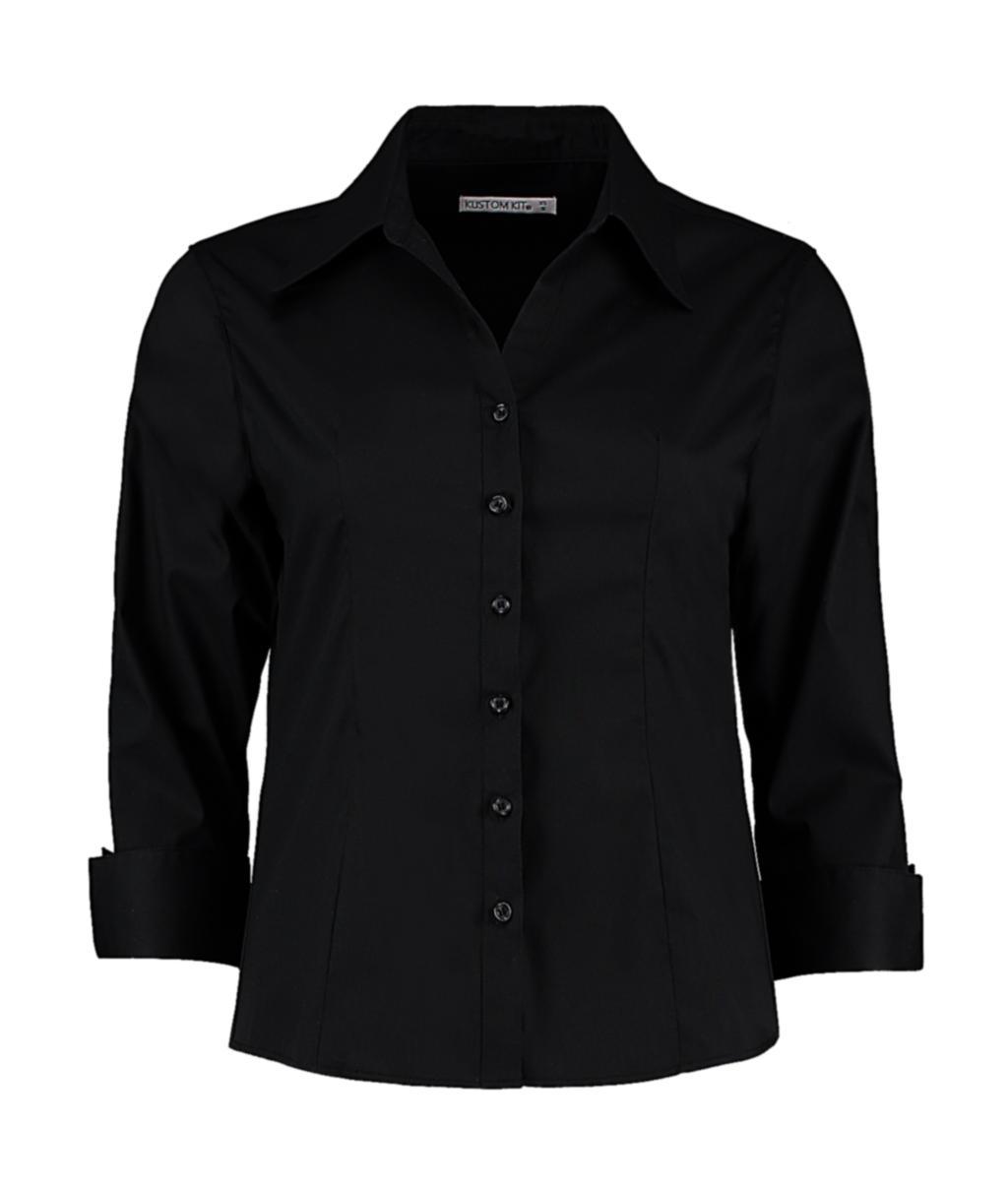 Dámská košile Premium Oxford Tailored fit 3/4  P/  - zvìtšit obrázek
