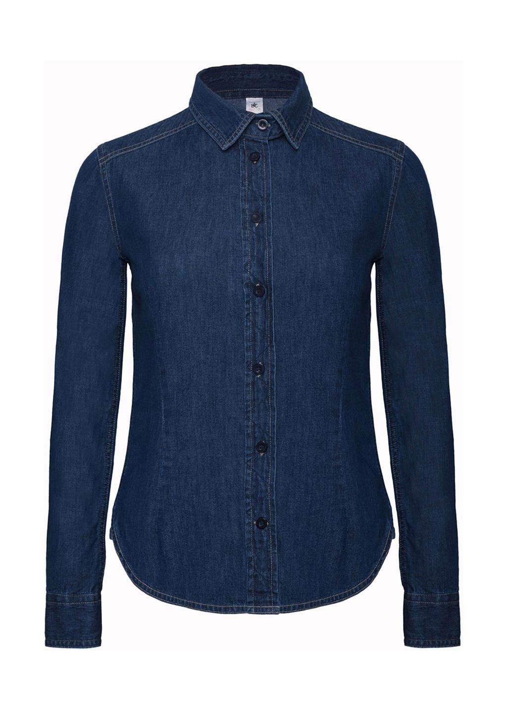 Dámská košile s dlouhým rukávem DNM Vision/women - zvìtšit obrázek