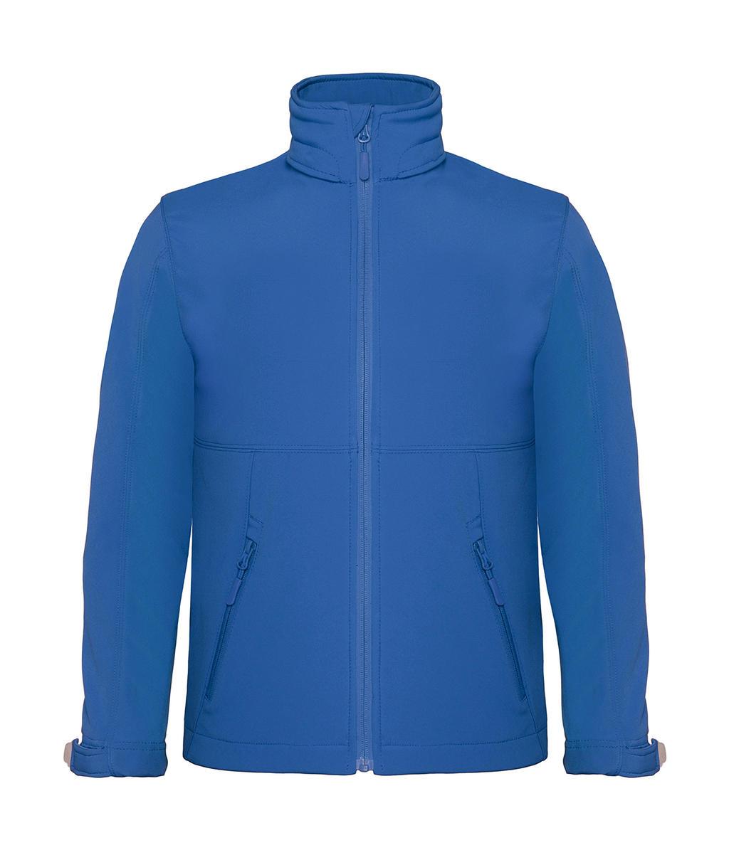 Dìtská bunda s kapucí Hooded Softshell/kids - zvìtšit obrázek