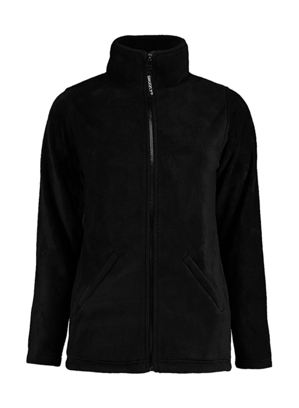 Dámský fleece Regular fit s dl. zipem  P/  - zvìtšit obrázek