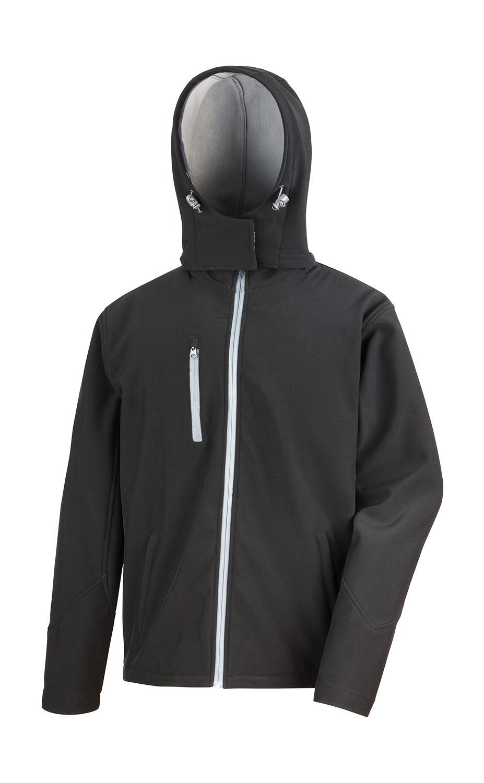 Pánská TX Performance Softshell bunda s kapucí - zvìtšit obrázek