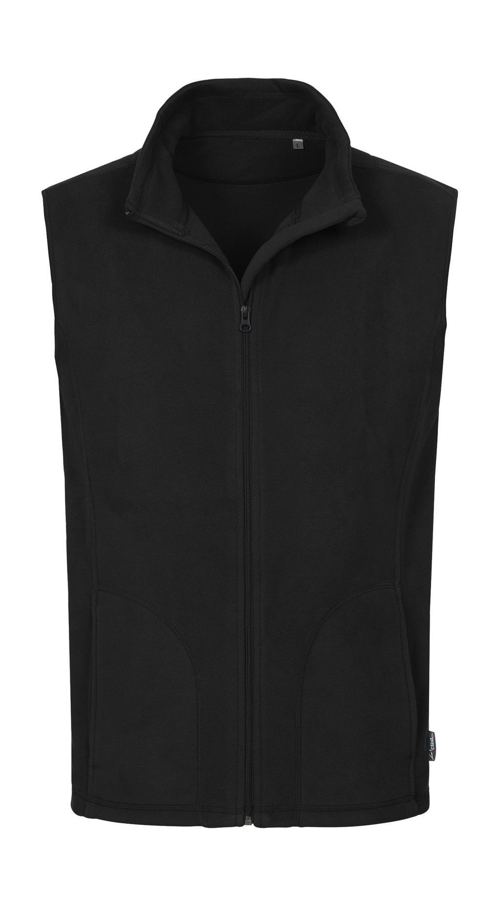 Pánská vesta Active fleece - zvìtšit obrázek