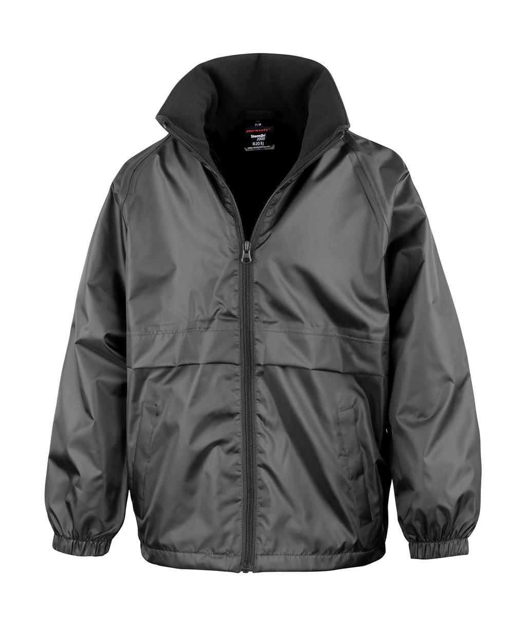 Dìtská bunda s podšívkou z mikroplyše CORE - zvìtšit obrázek