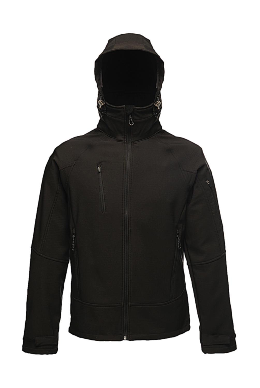 Softshellová bunda s kapucí X-Pro Powergrid  - zvìtšit obrázek