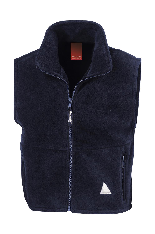 Dìtská fleecová vesta - zvìtšit obrázek