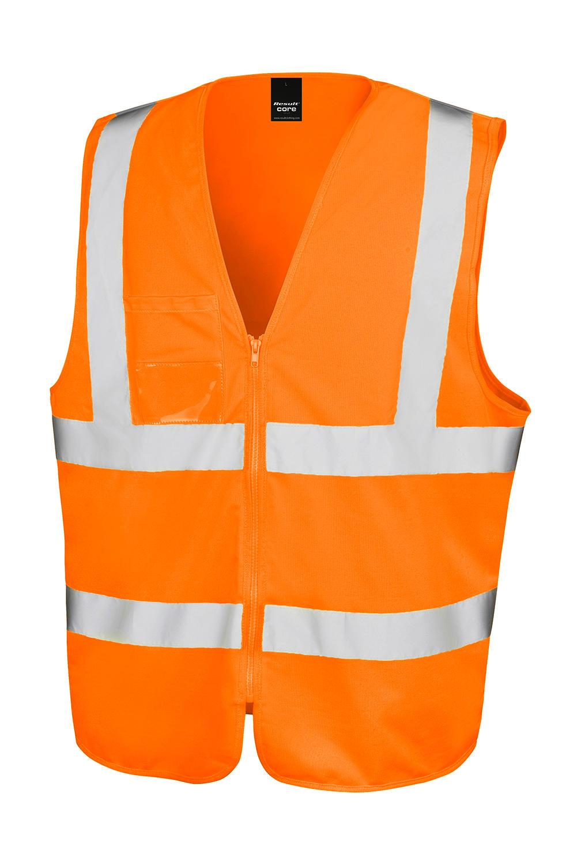Zip I.D Safety Tabard - zvìtšit obrázek