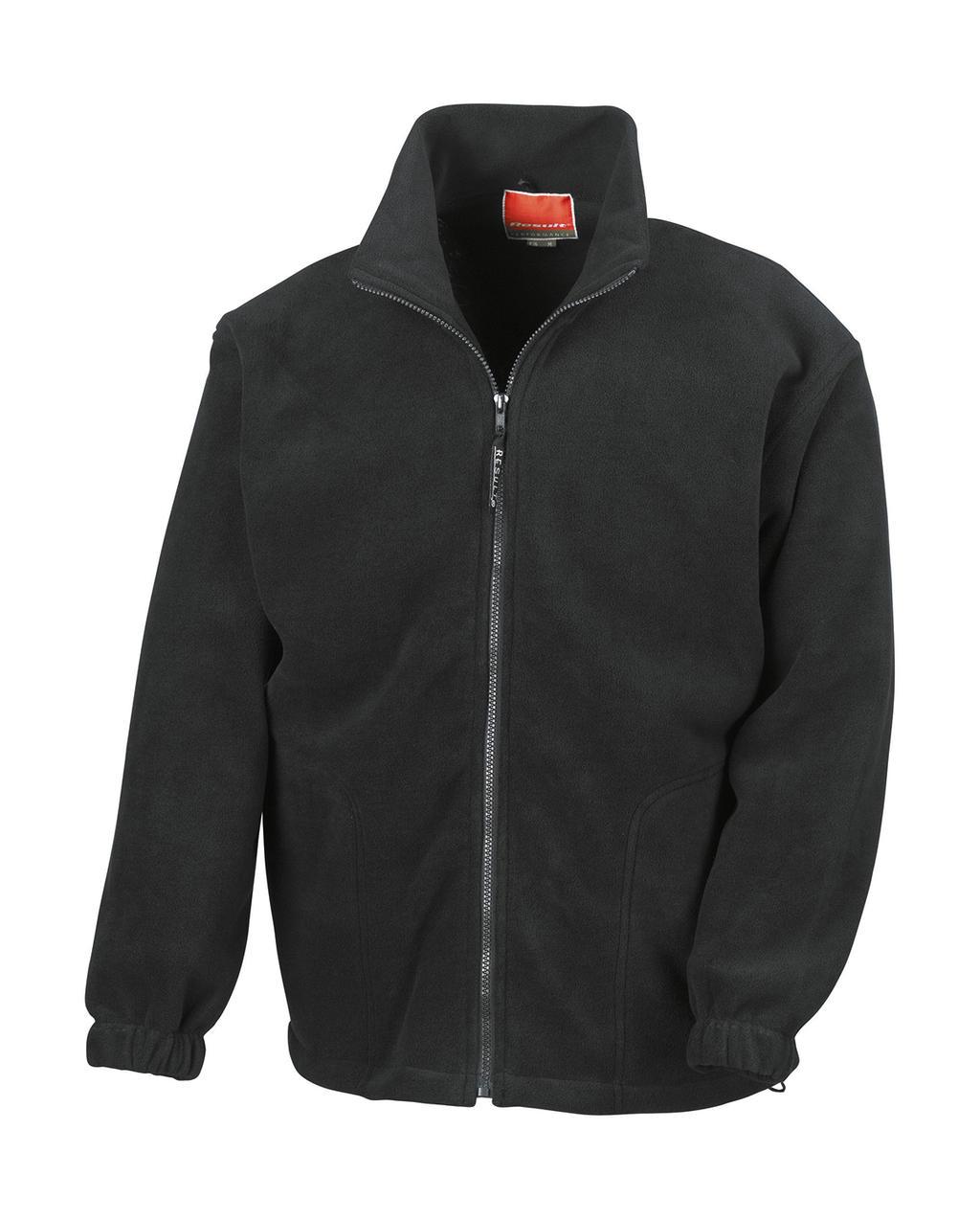 Fleecová bunda Full Zip Active - zvìtšit obrázek