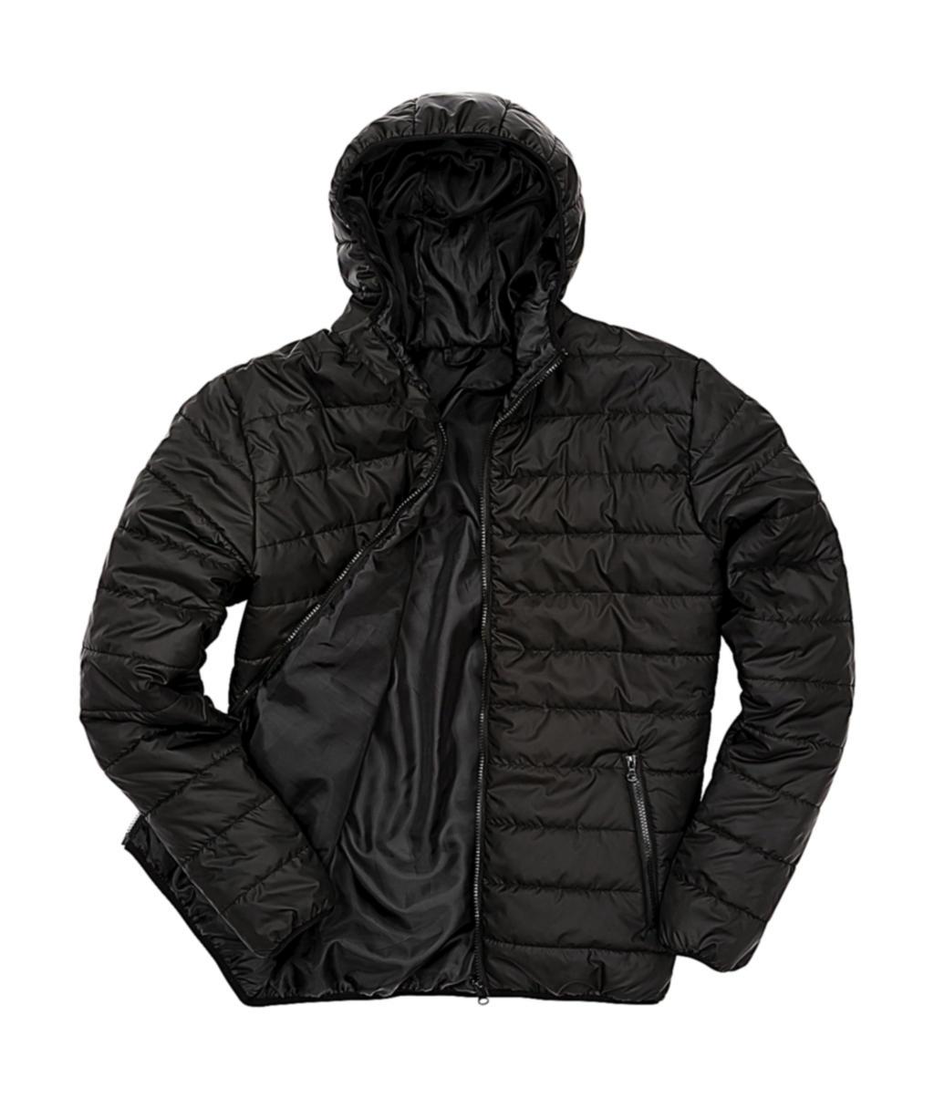 Polstrovaná bunda s kapucí - zvìtšit obrázek