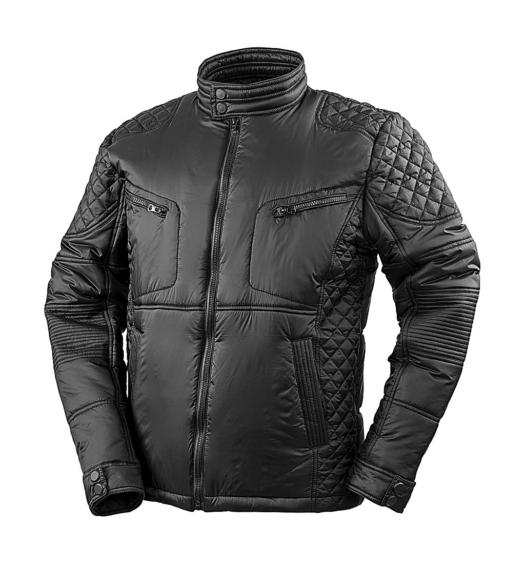 Biker-Style Jacket - zvìtšit obrázek