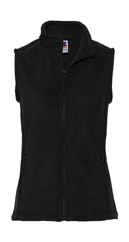 Dámská fleecová vesta - zvìtšit obrázek