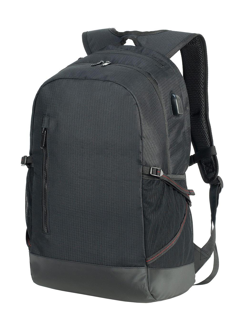 Leipzig Daily Laptop Backpack - zvìtšit obrázek