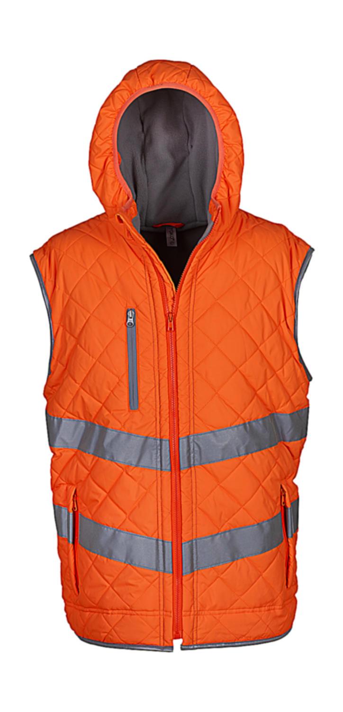 Fluo Kensington Hooded vesta - zvìtšit obrázek