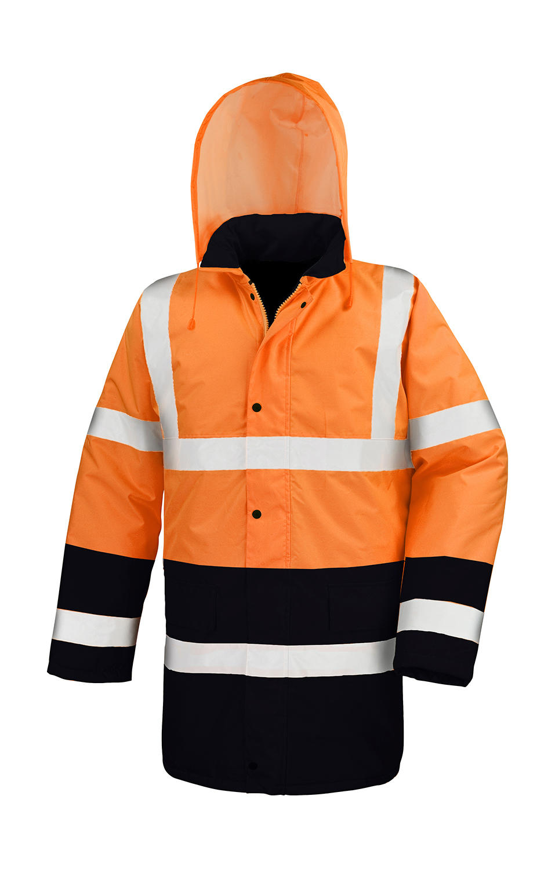 Core Motorway 2-Tone Safety Coat - zvìtšit obrázek